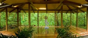 Yoga and meditation in Costa Rica