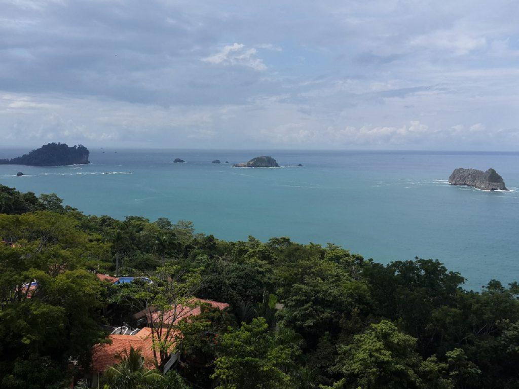 Manuel Antonio Bay in Costa Rica