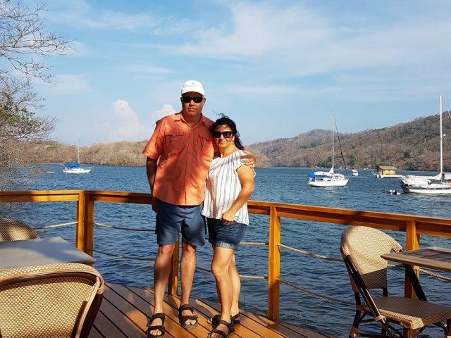 Asaf & Verónica in Isla Chiquita