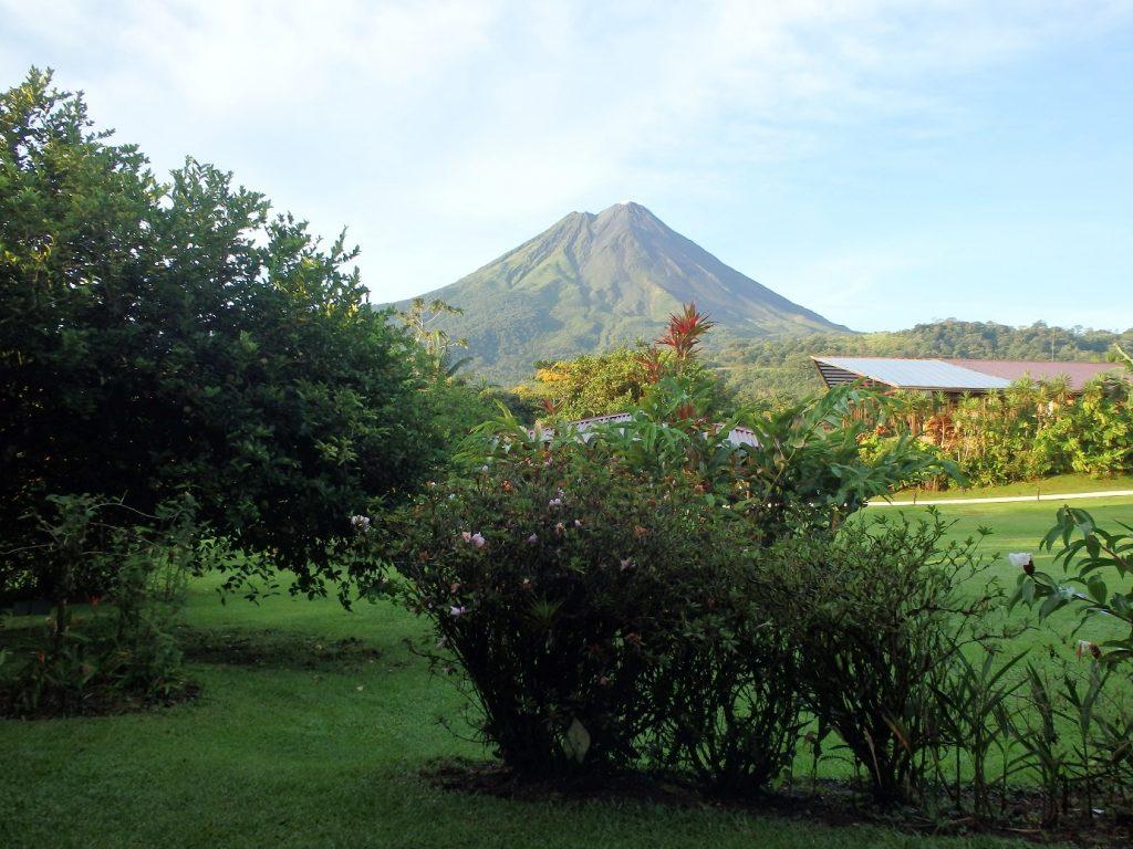 Arenal Costa Rica, Asombroso