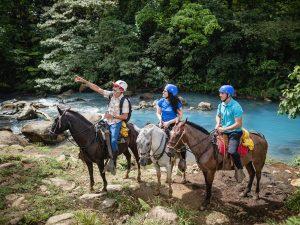 Paseos en caballo en Costa Rica