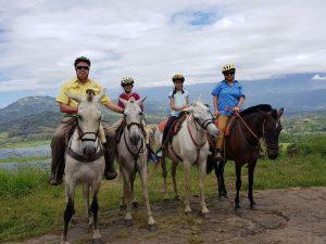 Tour de Caballos en Costa Rica