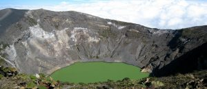 Volcan Irazu y Valle Orosi, Costa Rica