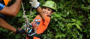 Canyoning en Costa Rica