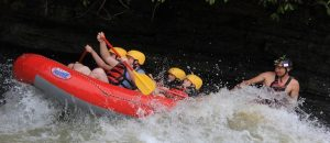 Raftingin Costa Rica