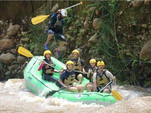Rafting en Costa Rica