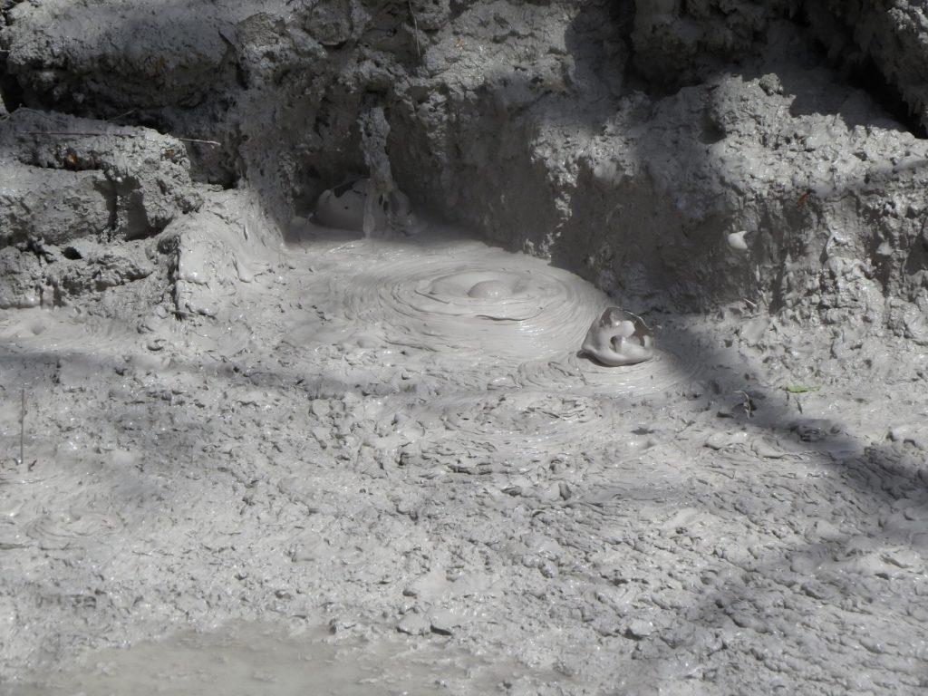 הגייזרים בפארק רינקון דה לה ויאחה בקוסטה ריקה