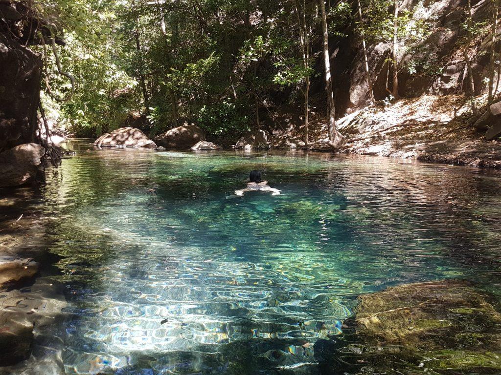 הנהר האבוד, ריו פרדידו בקוסטה ריקה