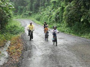 טיול אופניים בקוסטה ריקה