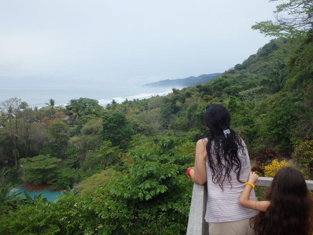 טיול טבע מדהים באיזור החופים של קוסטה ריקה