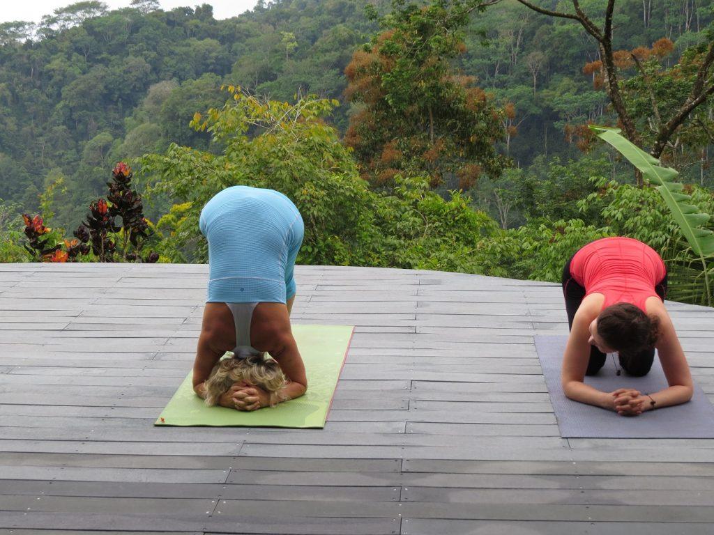 יוגה ומדיטציה בקוסטה ריקה
