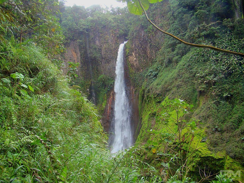 מפל טורו בבאחוס דל טורו, המפל הגבוה ביותר בקוסטה ריקה