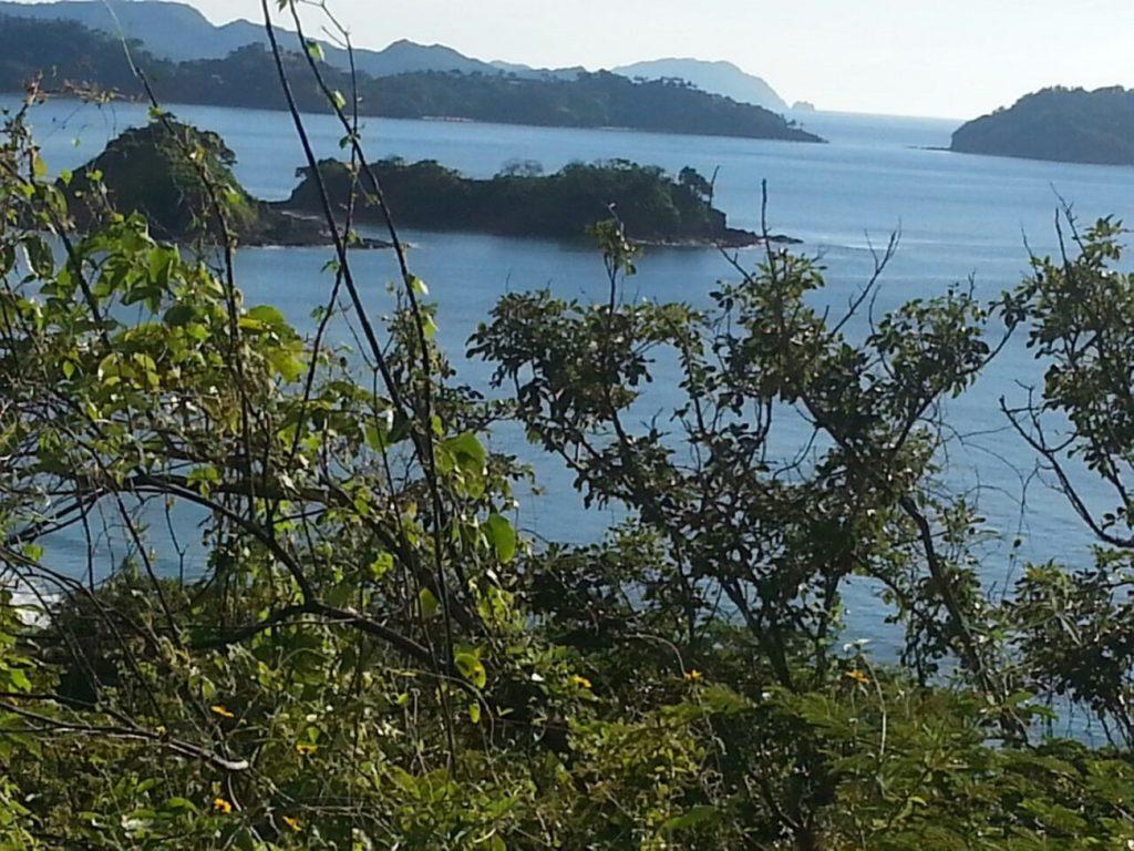 מפרצי פלמינגו בגואנקסטה קוסטה ריקה