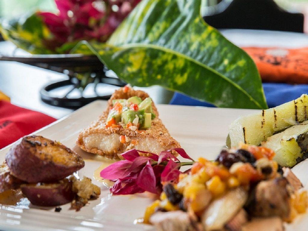 סדנת בישול של אוכל מקומי בקוסטה ריקה