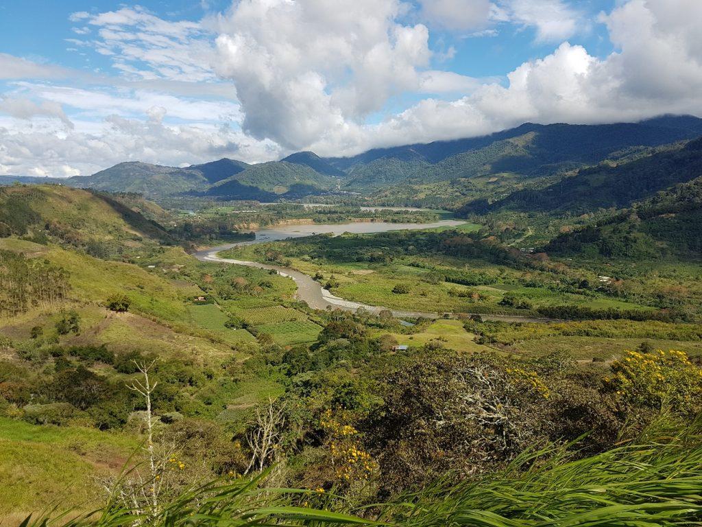 עמק אורוסי בקוסטה ריקה