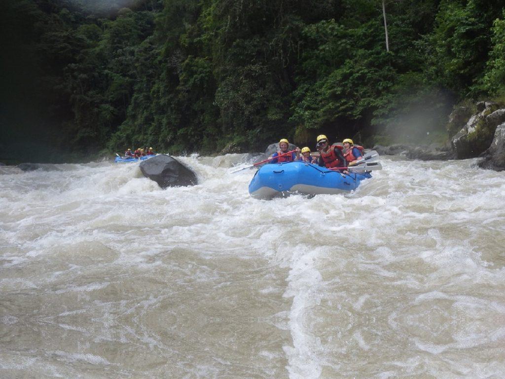 רפטינג סוער בקוסטה ריקה