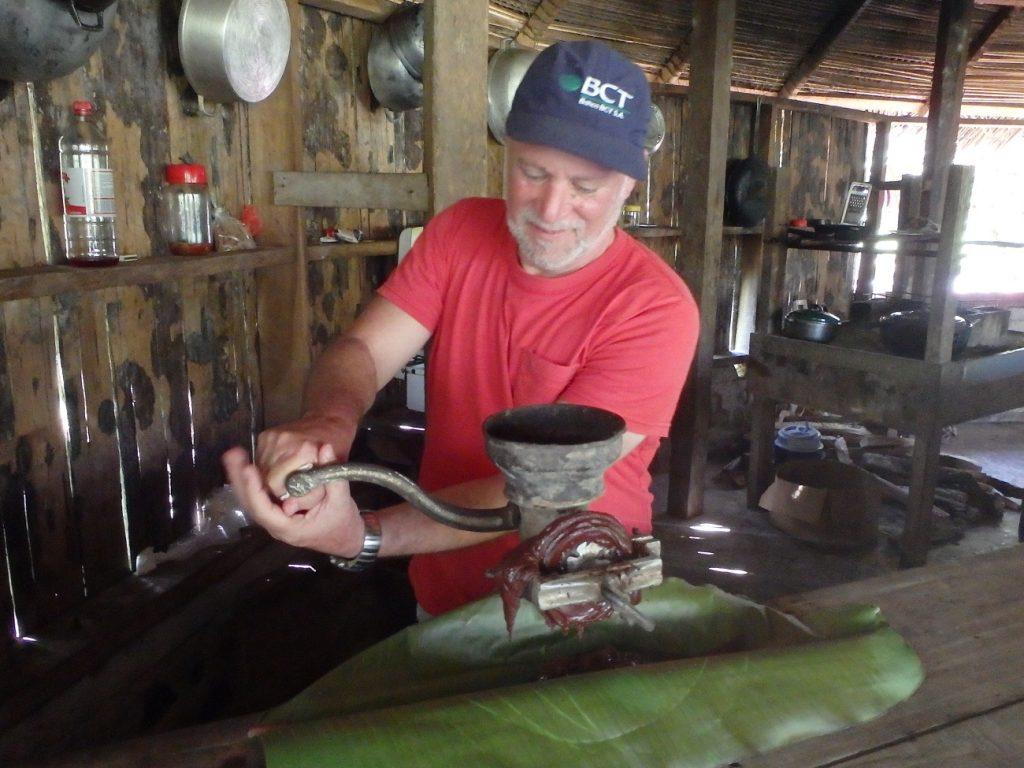 שוקולד בסיור הקקאו בקוסטה ריקה