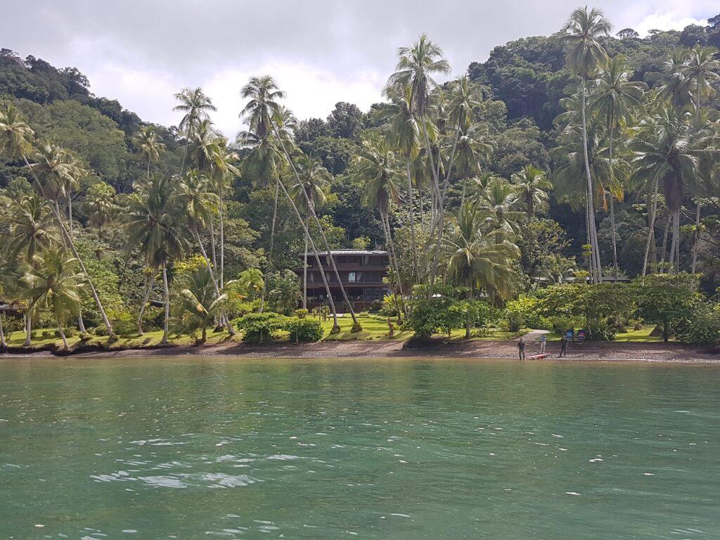 המלון הנהדר פלאייה קטיבו במפרץ המתוק קוסטה ריקה