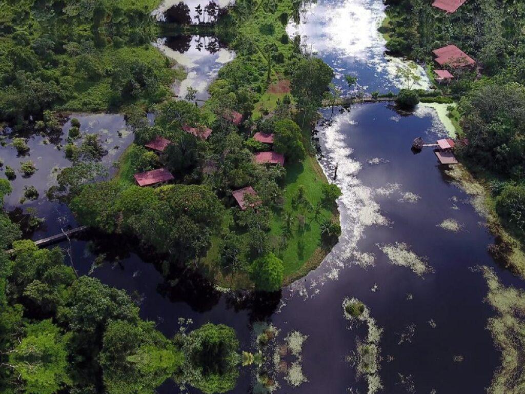 מלון מקאנקה בבוקה טפאדה בקוסטה ריקה